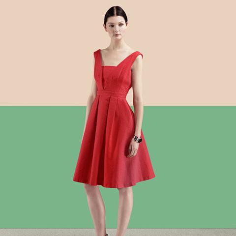 Blythe Boatneck Dress
