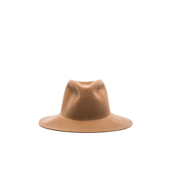 Clyde Short Brim Pinch Hat