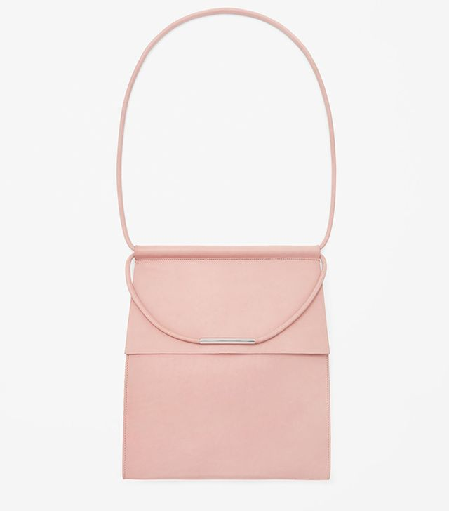 COS Leather Shoulder Bag