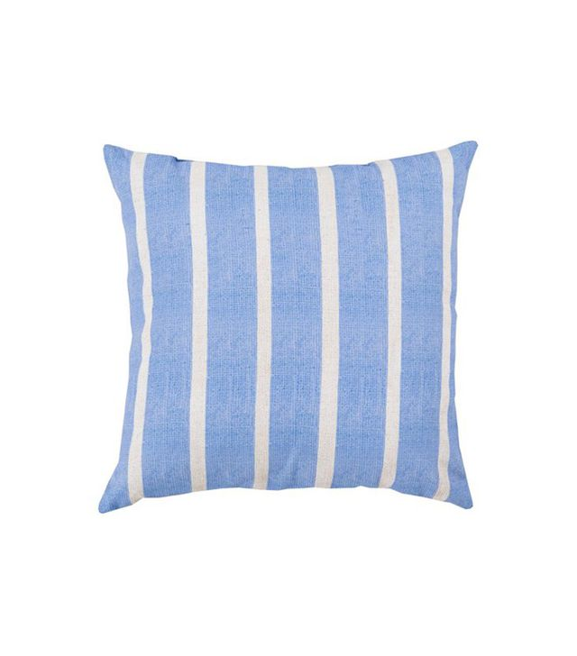 One Kings Lane Stripes Outdoor Pillow