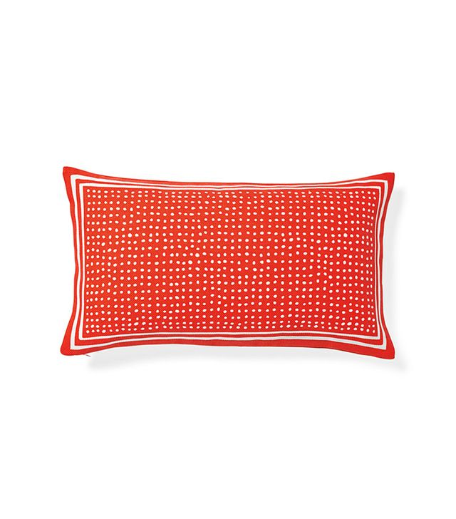 Serena & Lily Dot Outdoor Pillow Cover