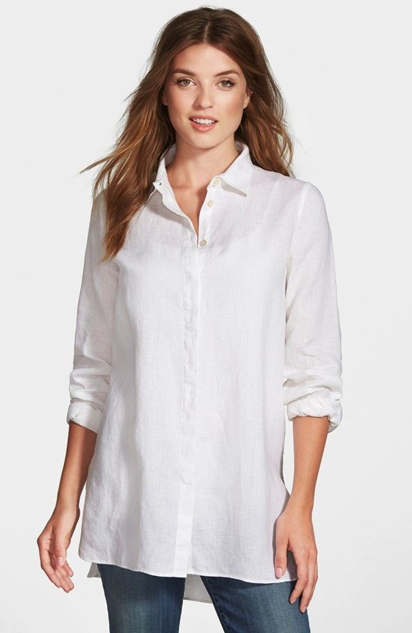 Tommy Bahama Two Palms Linen Tunic
