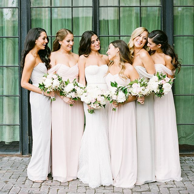 Non-Traditional Bridesmaid Dresses for Your Summer Wedding