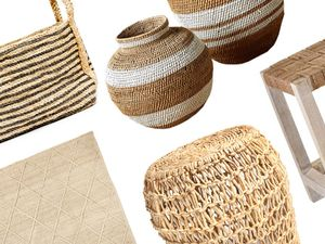 10 Neutral Woven Accents for a Breezy Summer Look