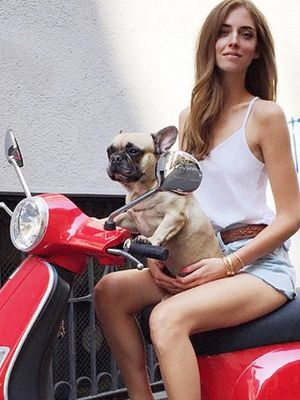 The 15 It Girls With the Cutest Pets Ever