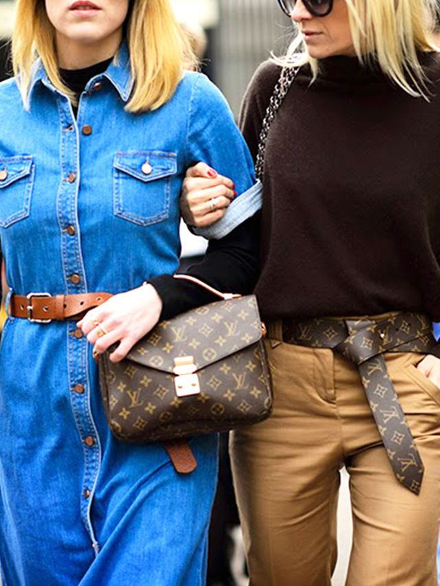 Study: Why Counterfeiters May Be Good for the Fashion Industry