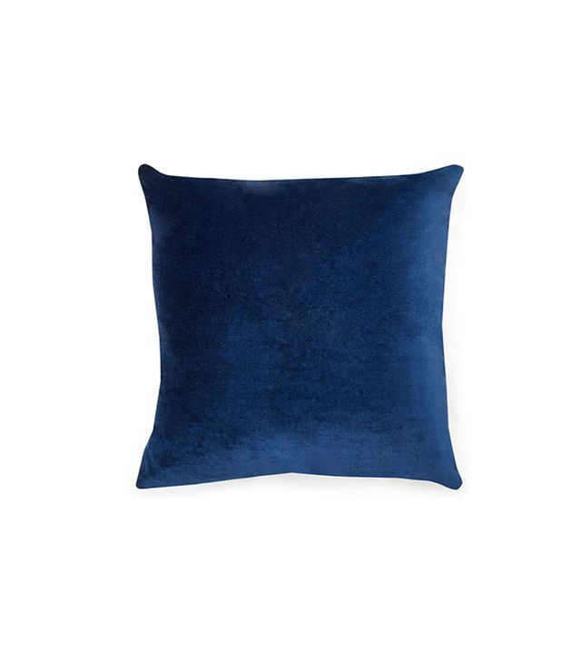 Jonathan Adler Venice Throw Pillow in Navy