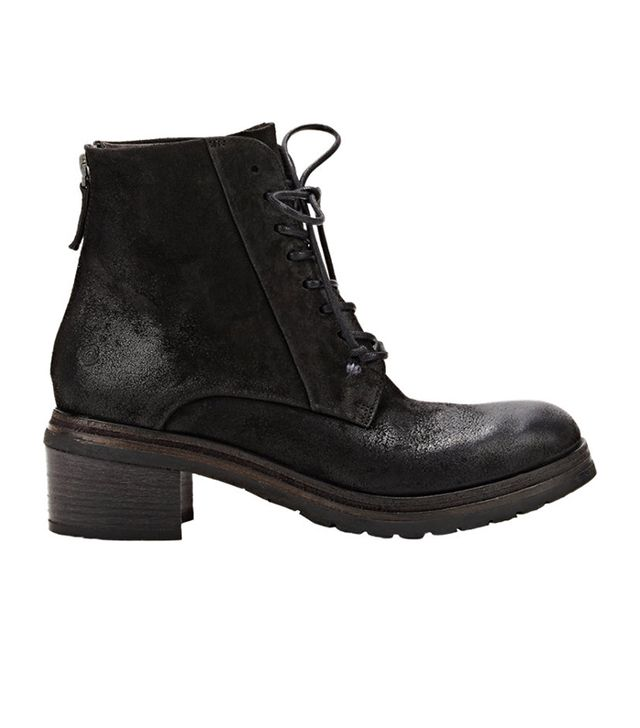 Maresèll Back-Zip Ankle Boots