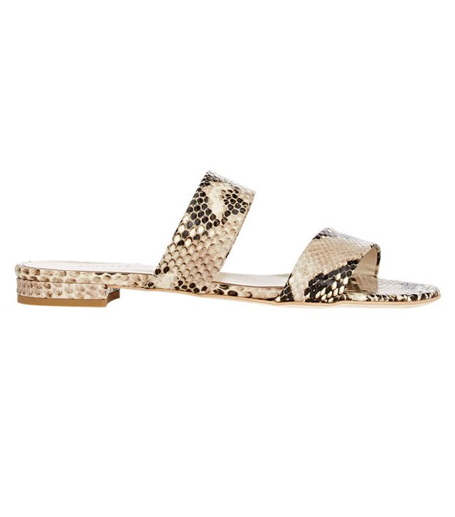 Barney's New York Double-Band Slides