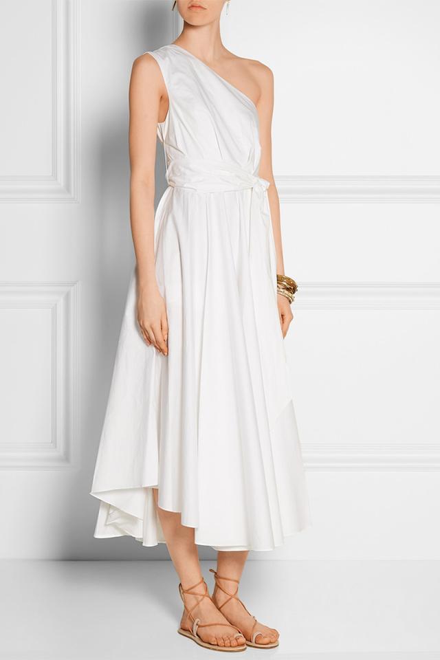 Tibi One-Shoulder Dress