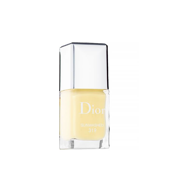 Dior Dior Vernis Gel Shine and Long Wear Nail Lacquer in Sunwashed