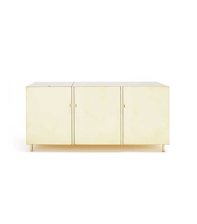 Jack Trench Brass Cabinet