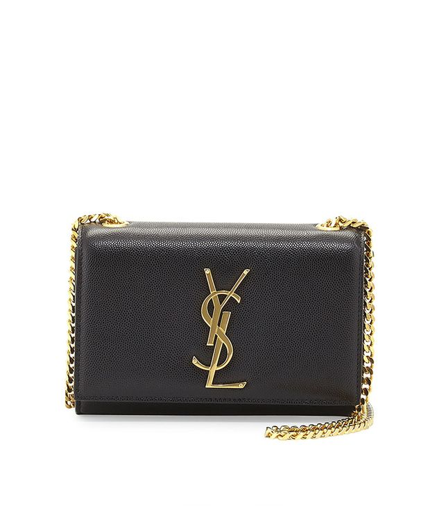 Saint Laurent Monogramme Flap Crossbody Bag
