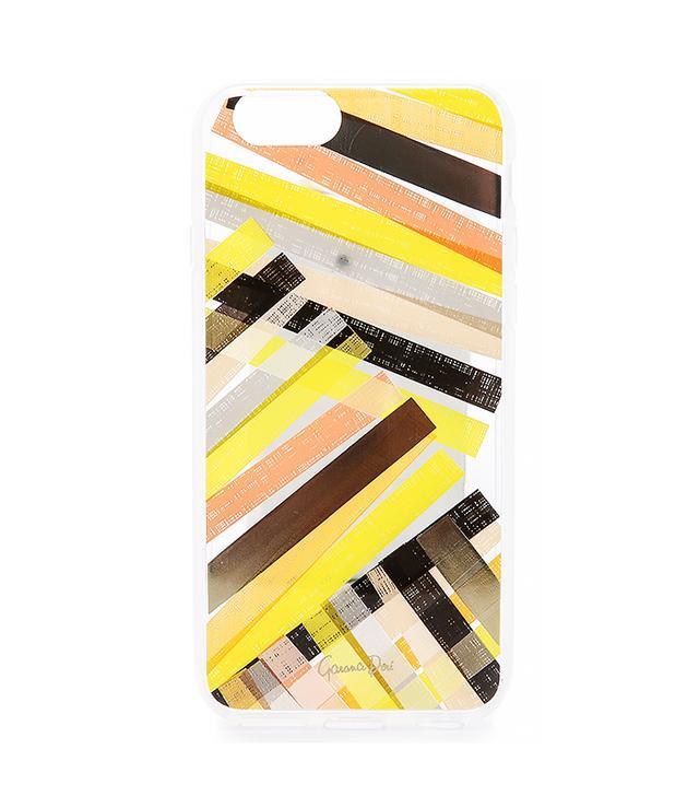 Rifle Paper Co + Garance Doré Color Bar iPhone 6 Case