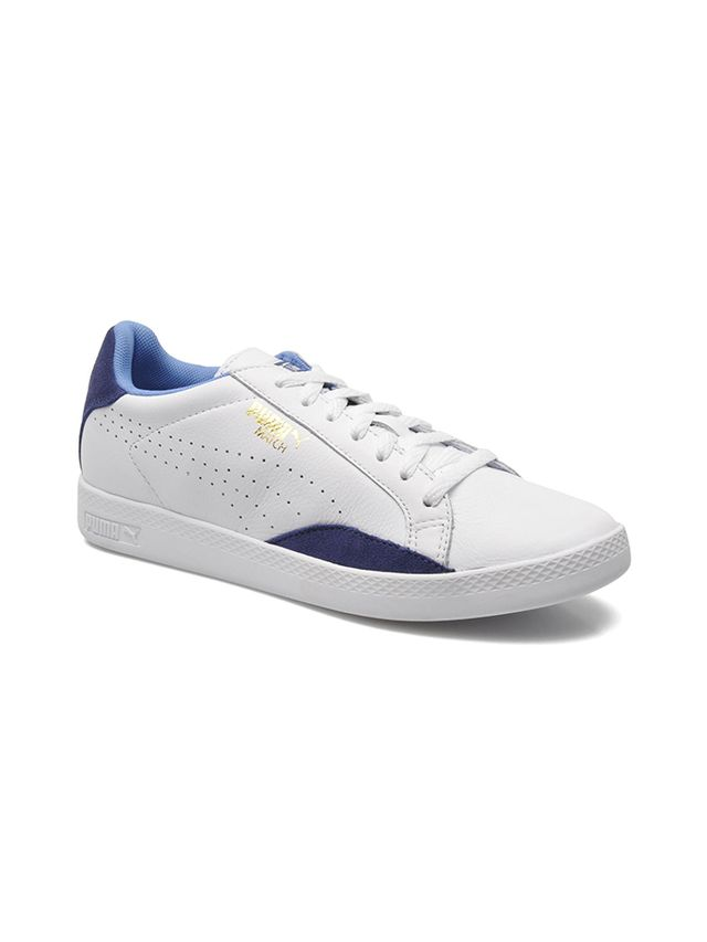 Puma Match Lo Basic Sport Leather Sneakers