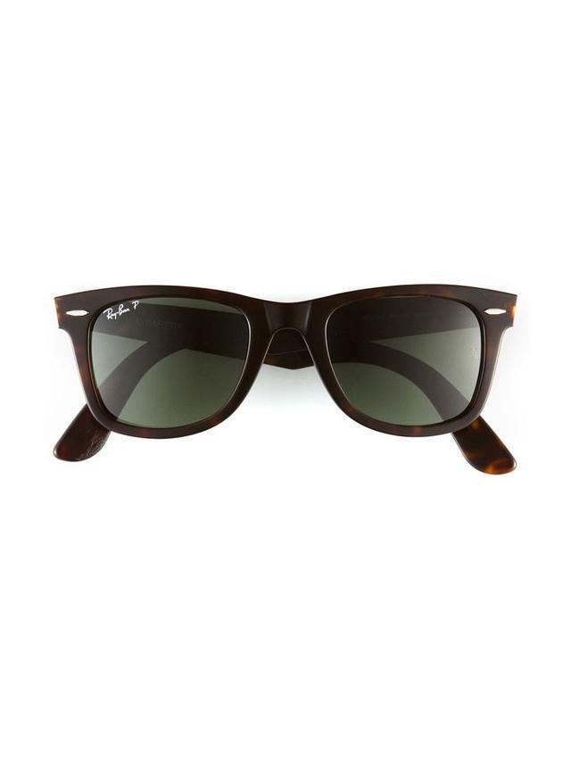 Ray-Ban Classic Wayfarer Polarised Sunglasses