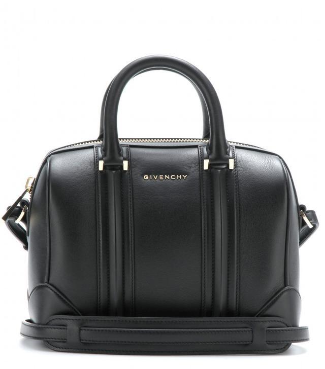 Givenchy Lucrezia Mini Leather Bowling Bag