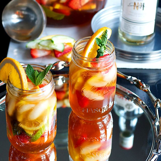 Delicious Wimbledon-Inspired Cocktails to Enjoy All Summer Long