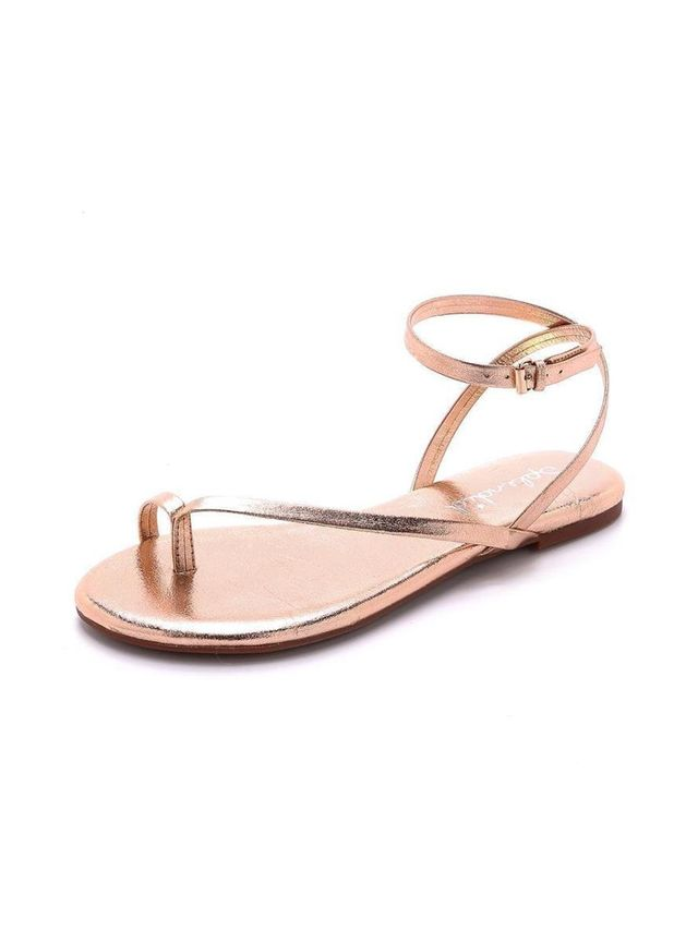 Splendid Marbeya Ankle Strap Thong Sandals
