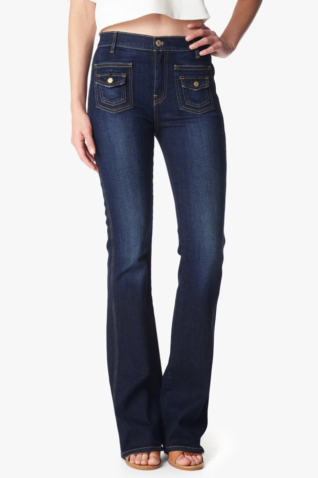 7 for All Mankind Vintage Trousers