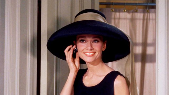 Audrey Hepburn Like You've Never Seen Her Before