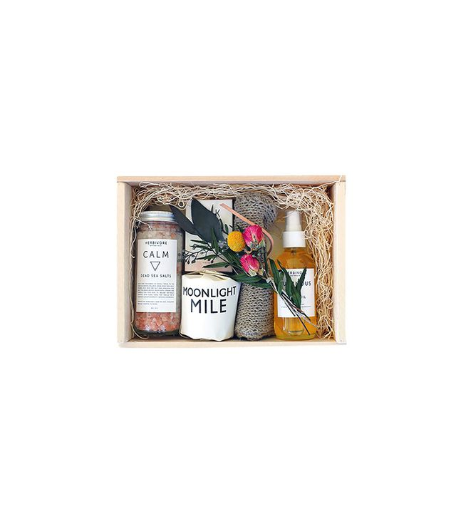 Simone LeBlanc Staycation Spa Box