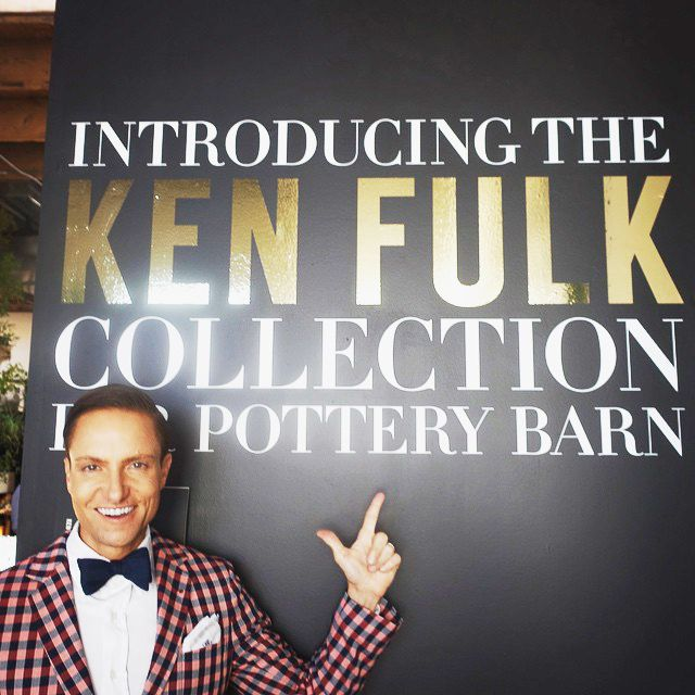 Which Designer Will Be the First to Launch a Collection for Pottery Barn?
