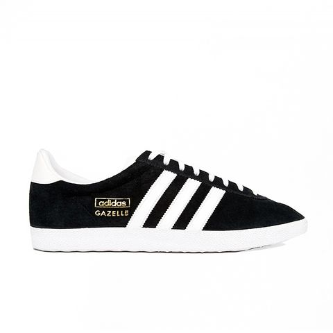 Originals Gazelle OG Black & White Trainers