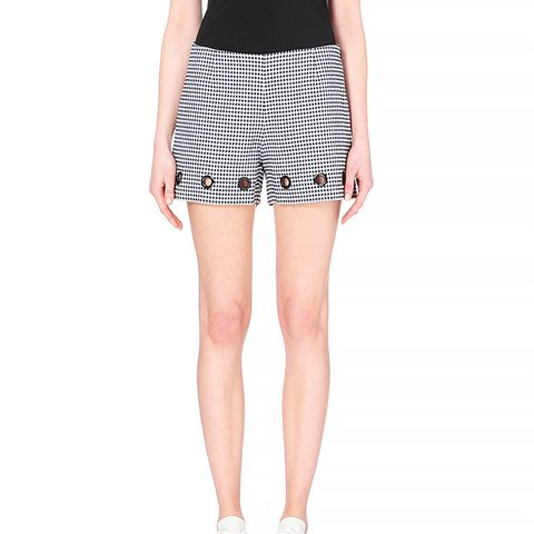 Edward Gingham Shorts