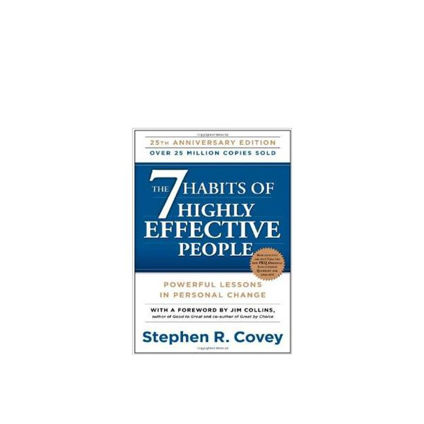 Stephen R. Covey The 7 Habits of Highly Effective People Personal Workbook