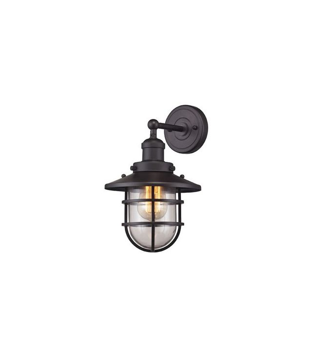 Elk Lighting Seaport 1 Wall Sconce