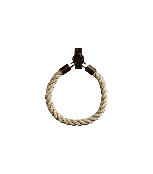 Restoration Hardware Dakota Rope Tieback