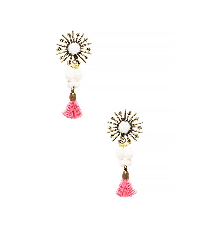 Isabel Marant Mild Tassel Earrings