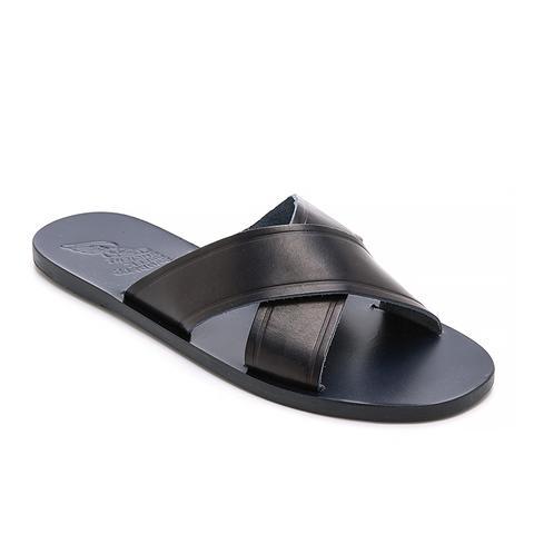 Kritonas Sandals, Black