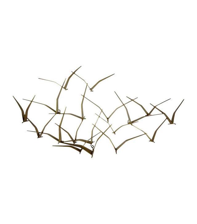 One Kings Lane Birds in Flight Sculpture by C. Jere