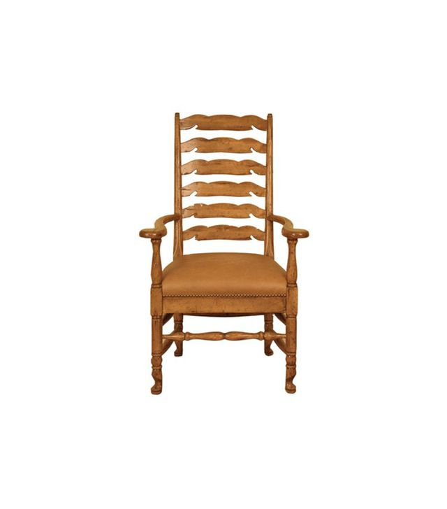 Rouen Leather Armchair