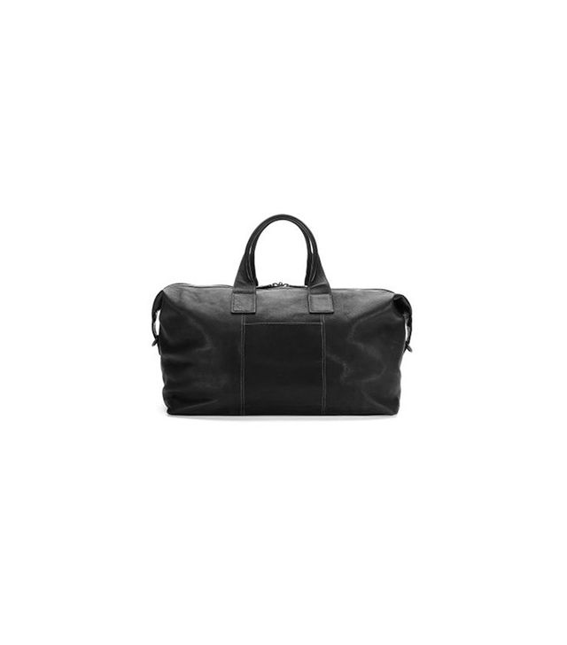 Kenneth Cole New York Leather Duffle Bag