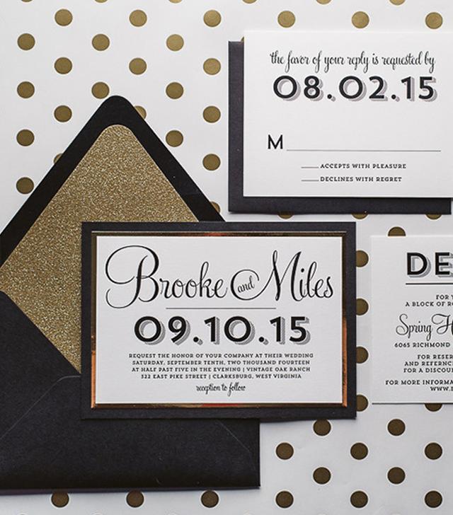 Just Invite Me Brooke Suite Fancy Package