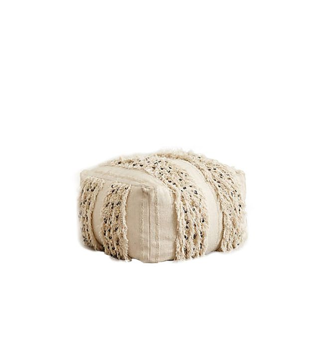 Anthropologie Moroccan Wedding Pouf