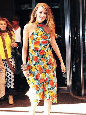 7 Things You'd Find in Blake Lively's Closet