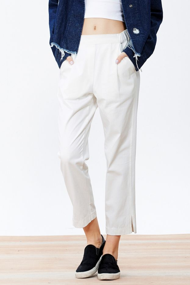 A Common Space Relaxed Trousers