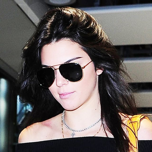 The $38 Nasty Gal Top Kendall Jenner Loves to Travel In