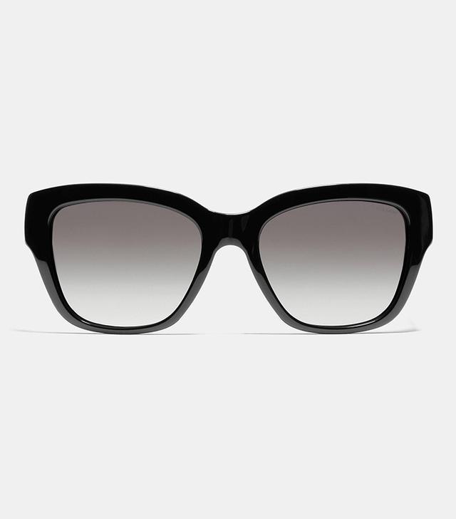 Coach Signature Spray Sunglasses