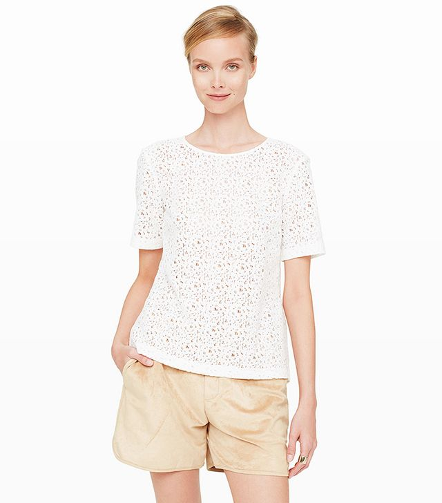Club Monaco Darti Lace Top