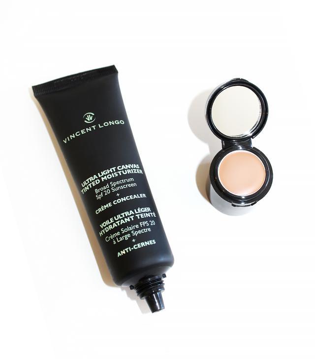 Reviewed: Vincent Longo Tinted Moisturizer + Crème Concealer