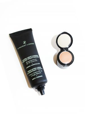 Reviewed: Vincent Longo Tinted Moisturizer + Crème Concealer