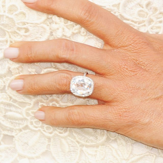 The Best Celebrity Engagement Rings So Far This Year