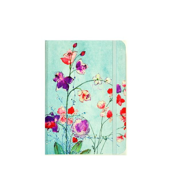 Peter Pauper Press Fuchsia Blooms Journal