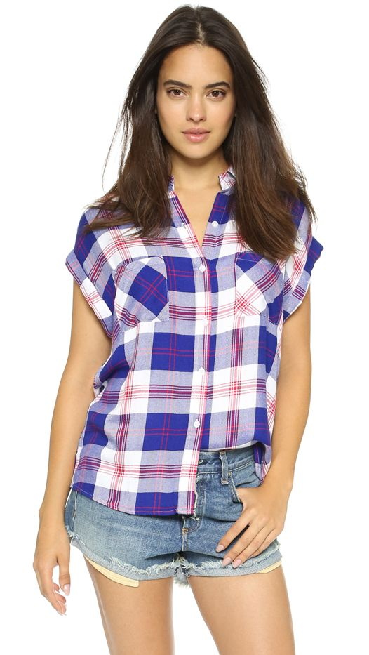 Rails Britt Button-Down Shirt