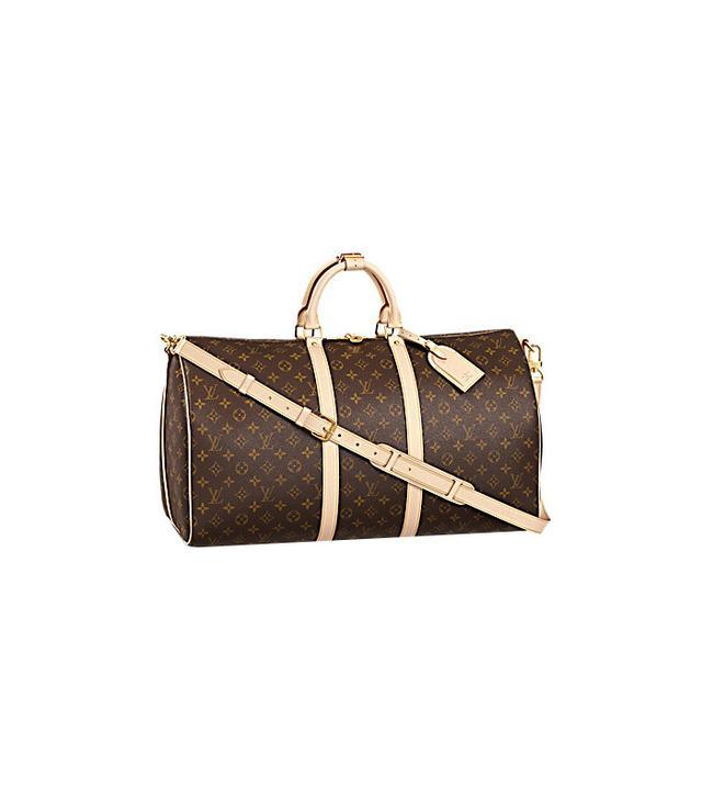 Louis Vuitton Louis Vuitton Keepall Bandoulière 55